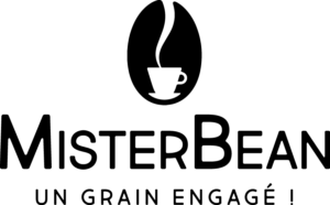 Nouveau logo Misterbean